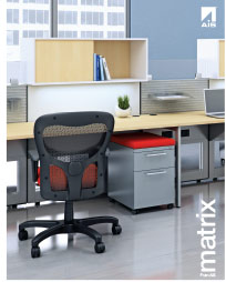 AIS Matrix Furniture Brochure