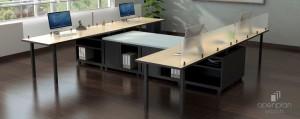 Open Plan Office Furniture Columbus GA