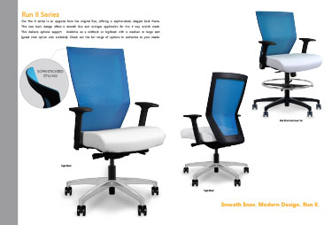 VIA Office Furniture Brochure