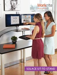 Workrite Solace Series Brochure
