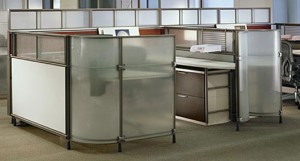 Used Office Dividers Augusta GA