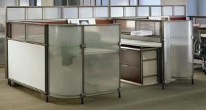 Used Office Dividers Augusta GA
