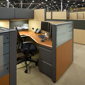 Office cubical Modern The Fiscal Times Office Cubicle Atlanta Ga