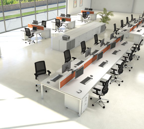 Open Office Workstations Atlanta GA