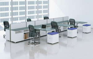 Open Plan Office Furniture Charlotte NC